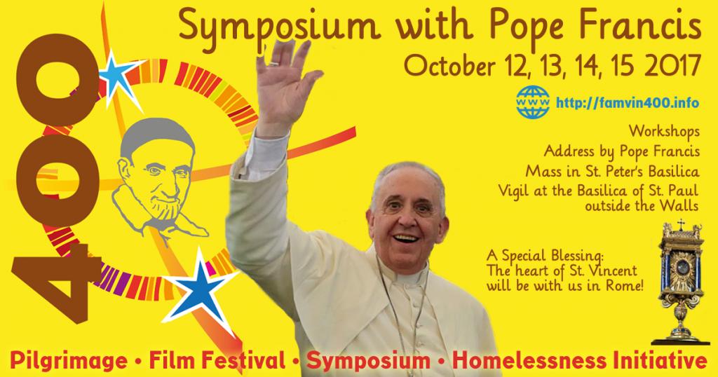 Pozvánka na sympózium do Ríma