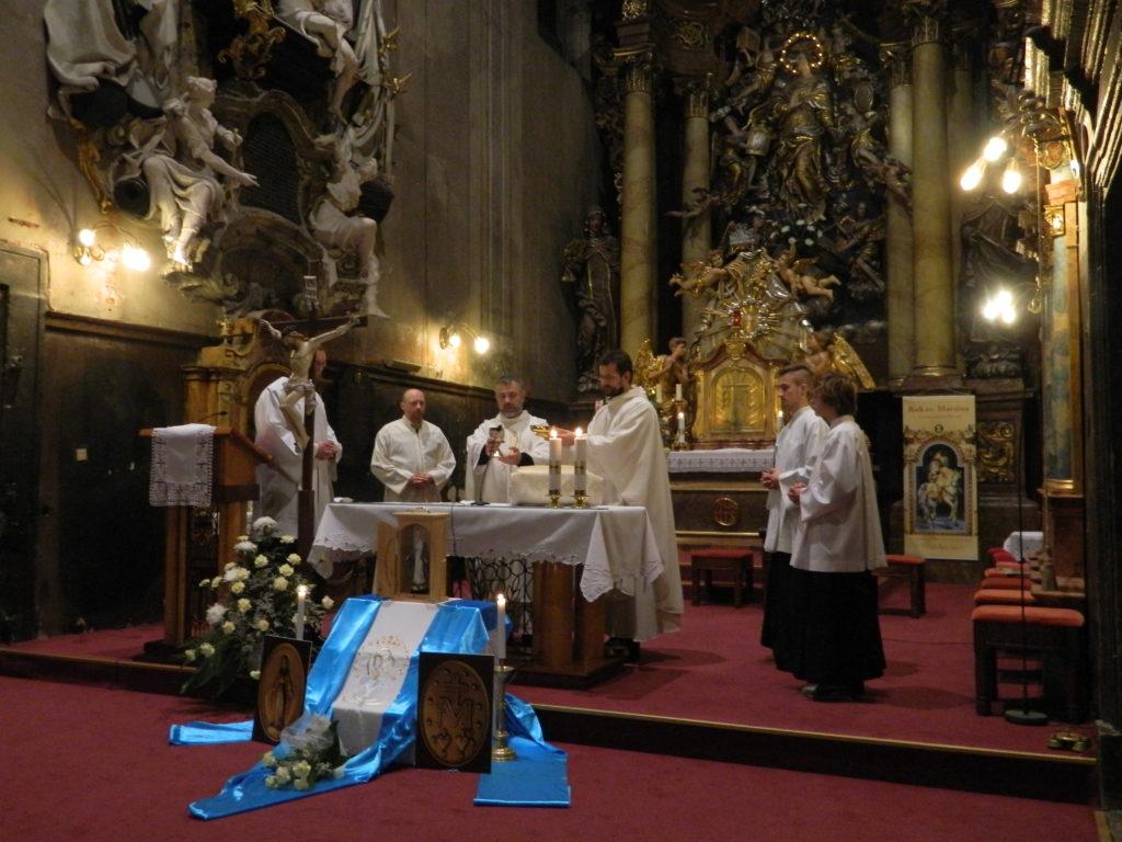Slávnostná svätá omša v Malackách