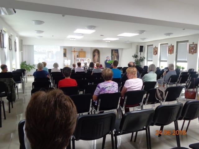 Návšteva vo farnosti Trnava - Prednádražie