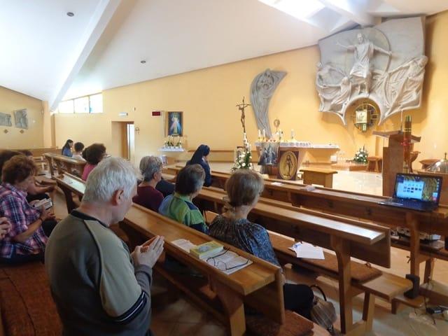 Duchovná obnova ZZM v Lučenci