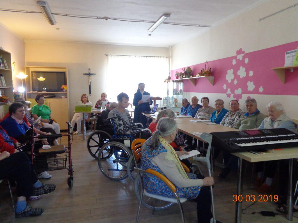 Návšteva v Domovoch sociálnych služieb na Orave